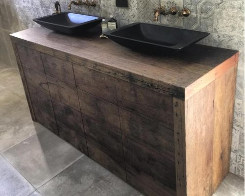 Timber Vanities for store