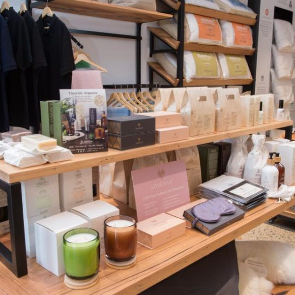 Timber Shelves Gifts Store