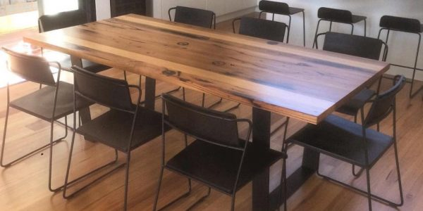 Office Timber Table