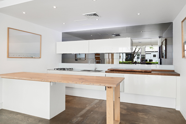 kitchen benchtops in melbourne