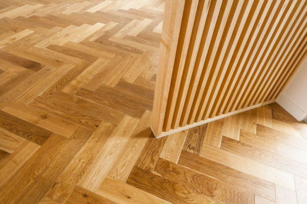 De Marque Oak Parquetry Flooring