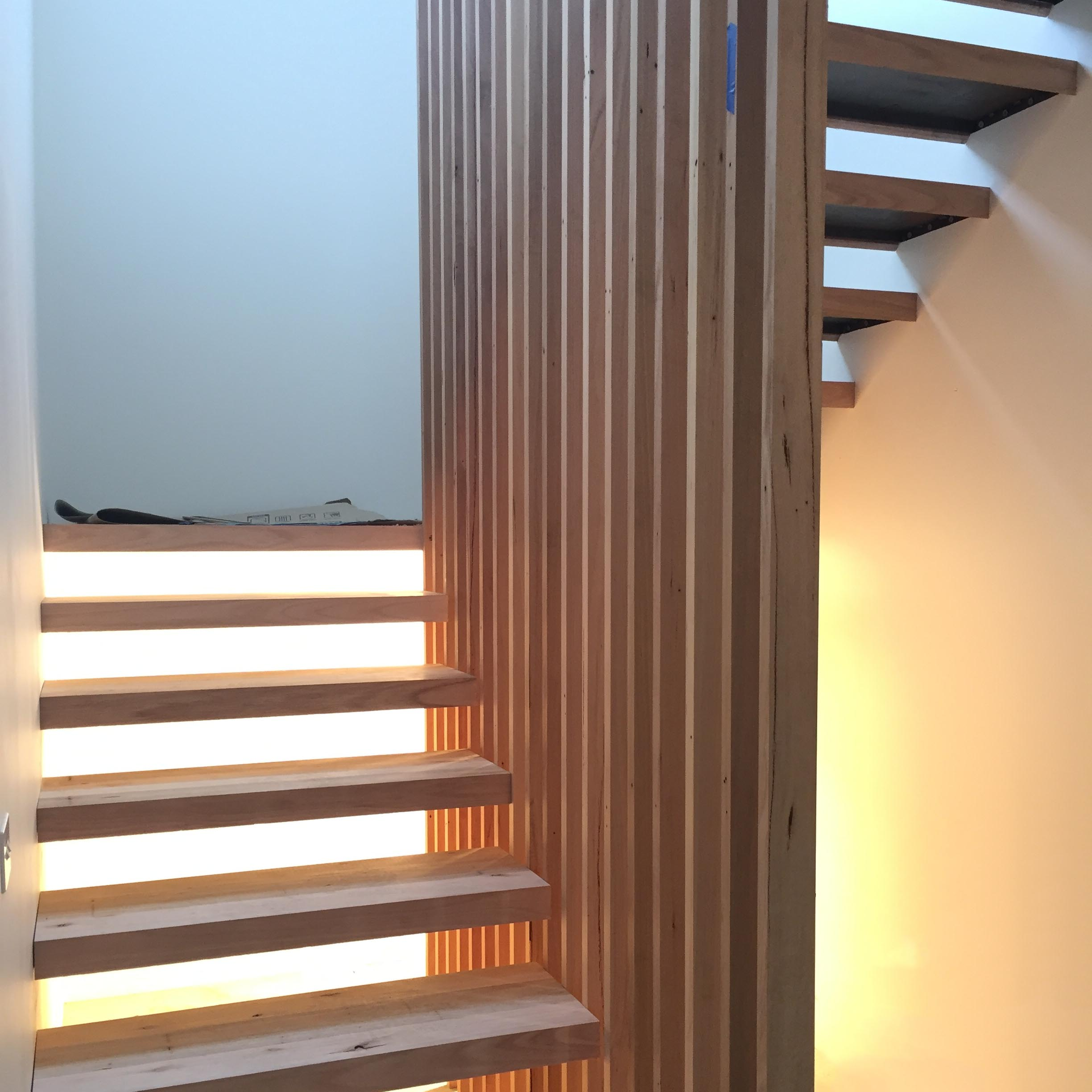 New timber stairs melbourne
