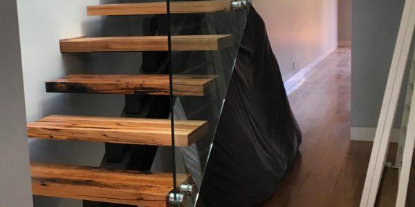Melbourne Timber Stairs