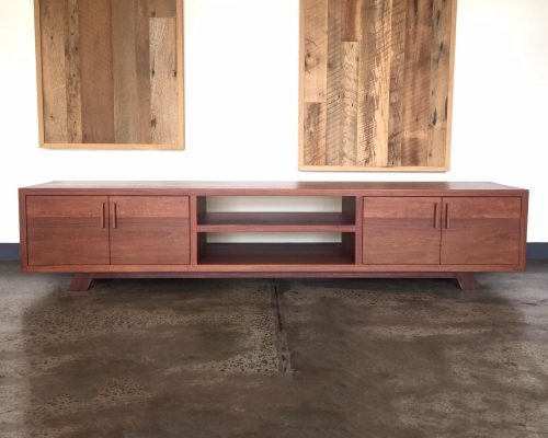 Timber TV Stand