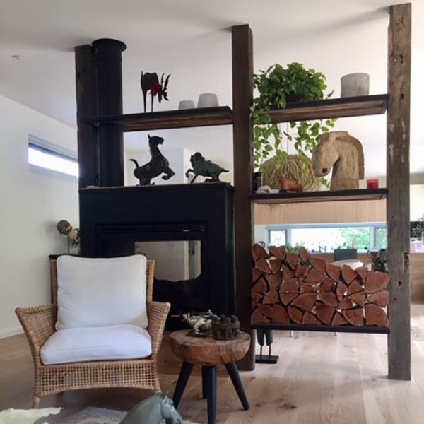 Recycled Timber Home